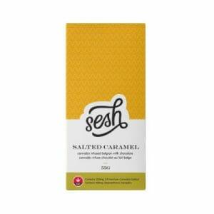 Buy Salted Caramel Sesh Bar Online